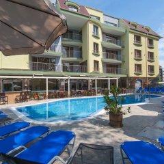 Отель Mariner's Hotel Болгария, Солнечный берег - отзывы, цены и фото номеров - забронировать отель Mariner's Hotel онлайн бассейн фото 3