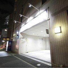 APA HOTEL Fukuoka Watanabedori Ekimae EXCELLENT парковка