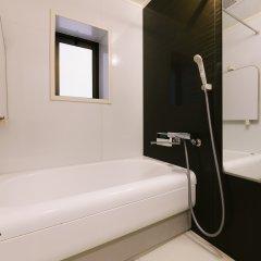 Отель Guest House Yasuragi Hakata Station Side Хаката ванная