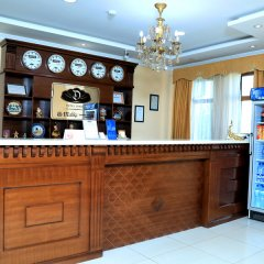 Отель Diyora Hotel Узбекистан, Самарканд - отзывы, цены и фото номеров - забронировать отель Diyora Hotel онлайн интерьер отеля фото 2