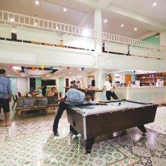 D Hostel Bangkok Бангкок интерьер отеля фото 3