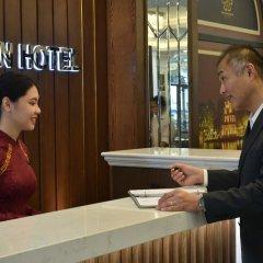 Отель Garco Dragon Hotel 2 Вьетнам, Ханой - отзывы, цены и фото номеров - забронировать отель Garco Dragon Hotel 2 онлайн гостиничный бар