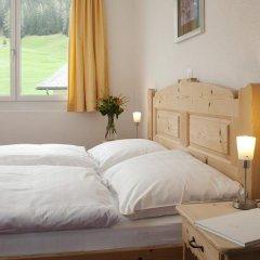 Отель Alpenhof Швейцария, Давос - отзывы, цены и фото номеров - забронировать отель Alpenhof онлайн комната для гостей фото 4