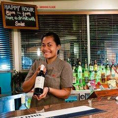 Отель Tanoa Plaza Suva Фиджи, Вити-Леву - отзывы, цены и фото номеров - забронировать отель Tanoa Plaza Suva онлайн интерьер отеля фото 2