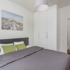 Апартаменты Chill Apartments Mokotow Center комната для гостей