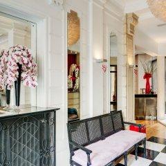 Отель Hôtel Le 123 Elysées - Astotel Франция, Париж - отзывы, цены и фото номеров - забронировать отель Hôtel Le 123 Elysées - Astotel онлайн интерьер отеля фото 3