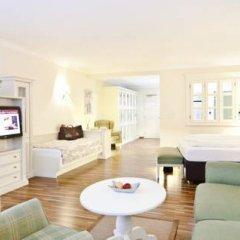 Отель Quellenhof Luxury Resort Passeier Сан-Мартино-ин-Пассирия комната для гостей фото 5