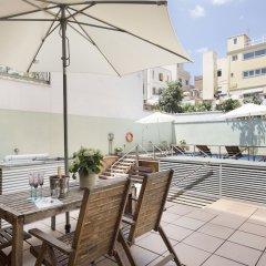 Отель Msb Gracia Pool Terrace Center Барселона питание фото 2