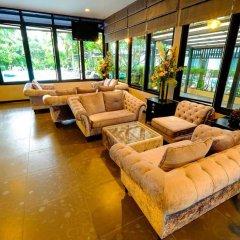 Aranta Airport Hotel интерьер отеля фото 2