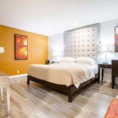 Отель L.A. Sky Boutique Hotel США, Лос-Анджелес - отзывы, цены и фото номеров - забронировать отель L.A. Sky Boutique Hotel онлайн комната для гостей фото 5