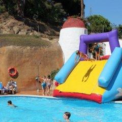 Отель Camping Globo Rojo бассейн фото 3
