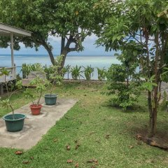 Отель TAHITI - Poeheivai Beach Французская Полинезия, Папеэте - отзывы, цены и фото номеров - забронировать отель TAHITI - Poeheivai Beach онлайн пляж