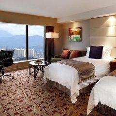 Отель InterContinental Kuala Lumpur Малайзия, Куала-Лумпур - 1 отзыв об отеле, цены и фото номеров - забронировать отель InterContinental Kuala Lumpur онлайн комната для гостей фото 5