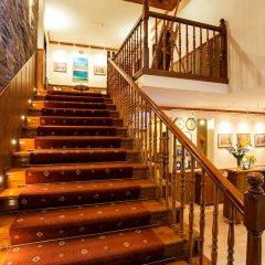 Hotel Villa Boyana интерьер отеля
