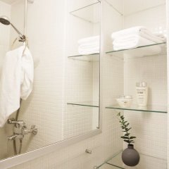 Отель Roost Roobert Финляндия, Хельсинки - отзывы, цены и фото номеров - забронировать отель Roost Roobert онлайн ванная
