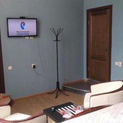 Мини-отель ТарЛеон 2* Стандартный номер двуспальная кровать фото 12