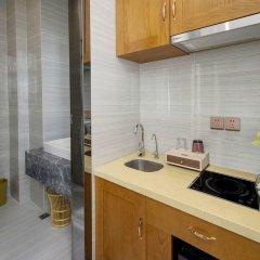 Отель Yimin Gold Olives Apartment Китай, Шэньчжэнь - отзывы, цены и фото номеров - забронировать отель Yimin Gold Olives Apartment онлайн в номере фото 2