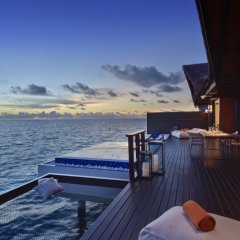 Отель Grand Park Kodhipparu Мальдивы, Гиравару - отзывы, цены и фото номеров - забронировать отель Grand Park Kodhipparu онлайн балкон