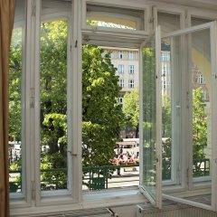 Отель Meran Чехия, Прага - 7 отзывов об отеле, цены и фото номеров - забронировать отель Meran онлайн комната для гостей фото 2