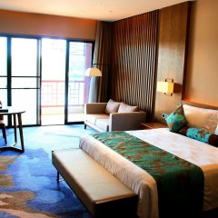 Отель Xiamen Aqua Resort комната для гостей