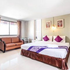 Отель Sawasdee Siam Таиланд, Паттайя - 1 отзыв об отеле, цены и фото номеров - забронировать отель Sawasdee Siam онлайн комната для гостей фото 4