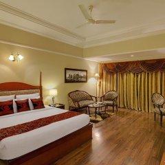 Отель Babylon International Индия, Райпур - отзывы, цены и фото номеров - забронировать отель Babylon International онлайн комната для гостей фото 5