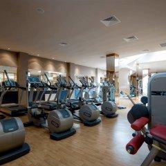 Гостиница Сочи Марриотт Красная Поляна фитнесс-зал