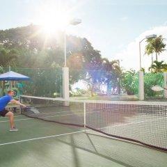 Отель Pacific Islands Club Guam спортивное сооружение