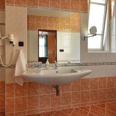 EA Hotel Jessenius ванная