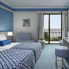 Отель Aldemar Amilia Mare - All Inclusive комната для гостей фото 3