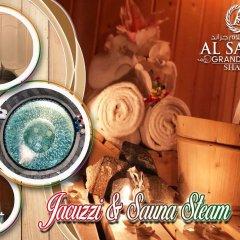 Отель Al Salam Grand Hotel-Sharjah ОАЭ, Шарджа - отзывы, цены и фото номеров - забронировать отель Al Salam Grand Hotel-Sharjah онлайн питание фото 3