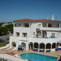 Отель Agua Marinha Албуфейра бассейн