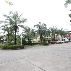 Camelot Hotel Pattaya Паттайя парковка