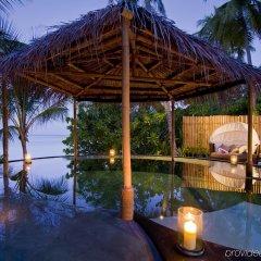 Отель One&Only Reethi Rah Мальдивы, Северный атолл Мале - 8 отзывов об отеле, цены и фото номеров - забронировать отель One&Only Reethi Rah онлайн бассейн фото 3