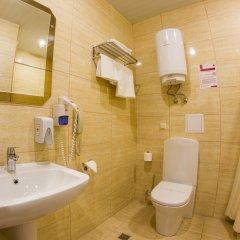 Гостиница Амарис в Великих Луках 6 отзывов об отеле, цены и фото номеров - забронировать гостиницу Амарис онлайн Великие Луки ванная