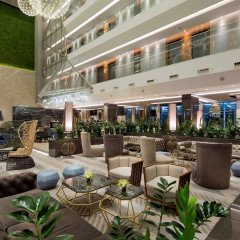 DoubleTree by Hilton Hotel Istanbul - Piyalepasa Турция, Стамбул - 3 отзыва об отеле, цены и фото номеров - забронировать отель DoubleTree by Hilton Hotel Istanbul - Piyalepasa онлайн фото 2