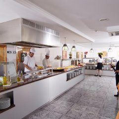Invisa Hotel Es Pla - Только для взрослых питание