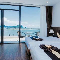 Sun Bay Hotel балкон