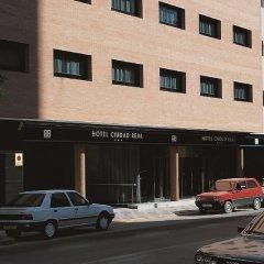 Отель Nh Ciudad Real Сьюдад-Реаль парковка