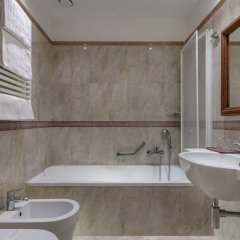 Отель BORROMEO Рим ванная