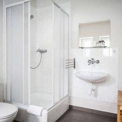 Отель Bursztyn Польша, Сопот - отзывы, цены и фото номеров - забронировать отель Bursztyn онлайн ванная