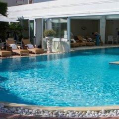 Отель Principe Terme Италия, Абано-Терме - отзывы, цены и фото номеров - забронировать отель Principe Terme онлайн бассейн