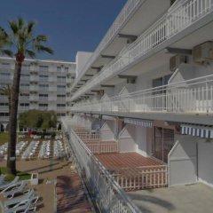 Hotel Apartamentos Solimar балкон