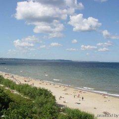 Hotel Lival пляж