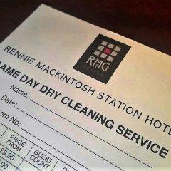 Rennie Mackintosh Hotel - Central Station с домашними животными