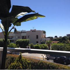 Отель La Fabrina балкон
