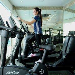 Centra by Centara Avenue Hotel Pattaya фитнесс-зал фото 2