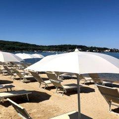Hotel Corte Rosada Resort & Spa пляж