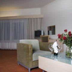 Отель Hermis Hotel Литва, Каунас - 1 отзыв об отеле, цены и фото номеров - забронировать отель Hermis Hotel онлайн комната для гостей фото 4