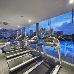 Hotel Boss фитнесс-зал фото 3